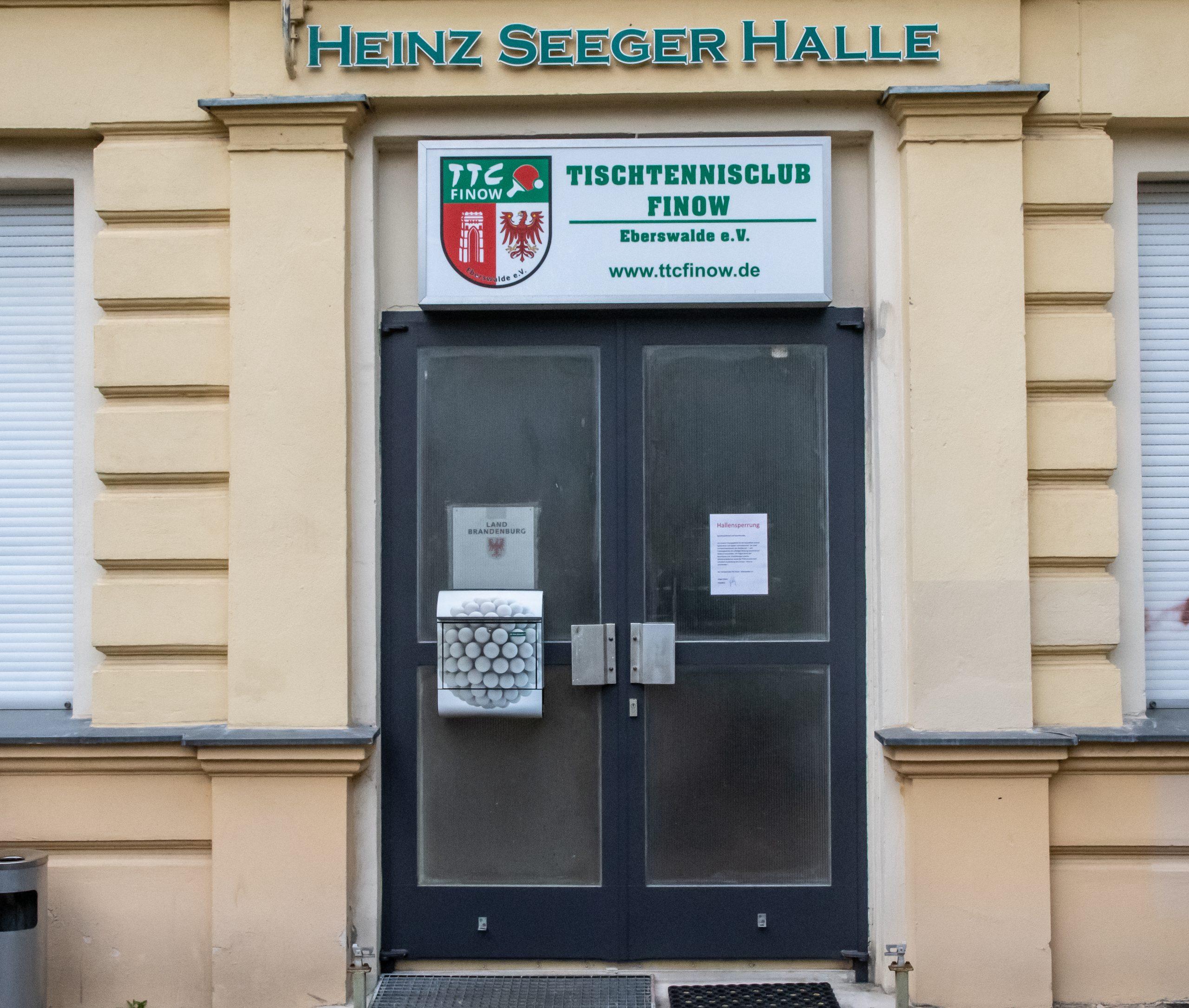 Heinz-Seeger-Halle