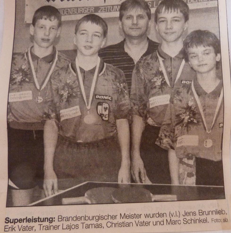 1996_07 Schülerteam wurde Meister in Brb (2)