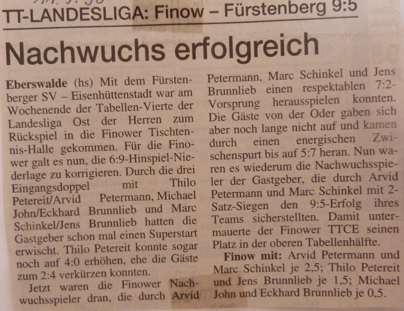 1998_03_11 Nachwuchs erfolgreich (LL)